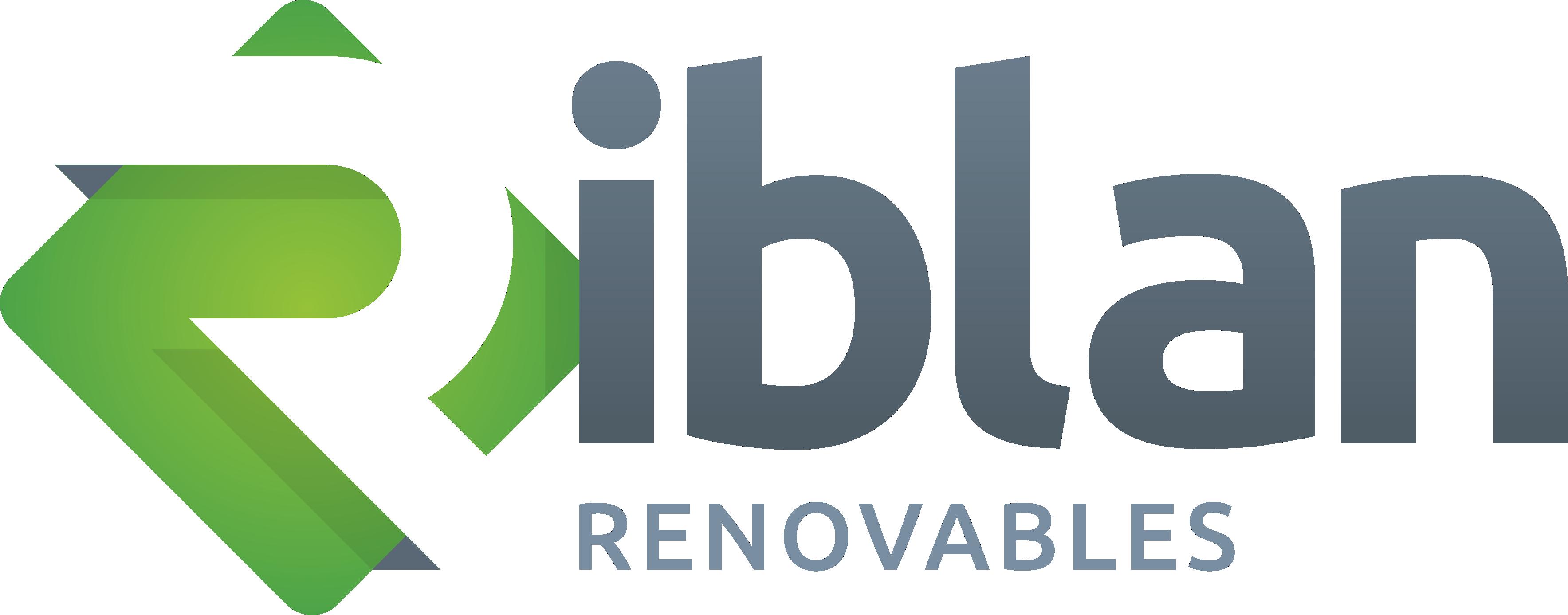 RIBLAN RENOVABLES logo